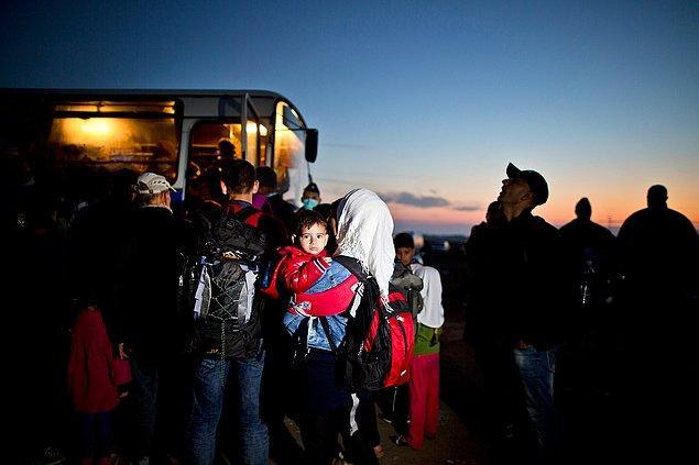 Türkiye'nin yarısı hükümetin savaştan kaçan mülteciler için daha fazla adım atması gerektiğini düşünüyor