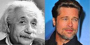 С какой знаменитостью у вас  равный IQ?