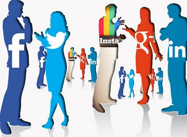 Sosyal medya aracılığıyla tanışacaksın!