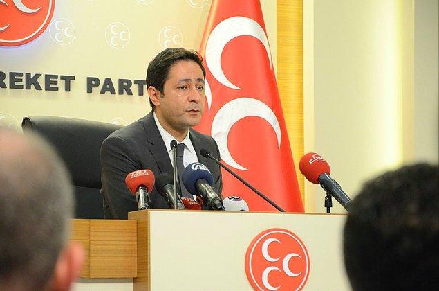 MHP Genel Merkez avukatından açıklama