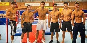 Hemen Kalkıp Brezilya'ya Gitmeniz İçin Şahane Sebep: Brezilya Erkek Jimnastik Takımı