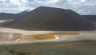 'Dünya'nın Nazar Boncuğu' Meke Gölü de Kurudu