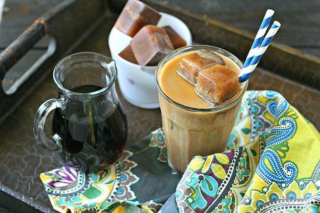 1. İlk olarak enfes kahve ile başlayalım!
