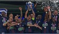 1 Sezon 4 Kupa! PSG, Fransa Kupası'nın da Sahibi Oldu