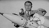 ABD'nin Ay'a Ayak Basmasını Sağlayan Alman Asıllı Roket Uzmanı: Wernher von Braun