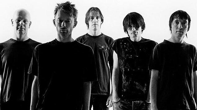 22. Radiohead
