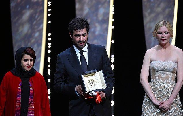 Shahab Hosseini The Salesman filmindeki performansıyla en iyi aktör ödülünün, Asghar Farhadi de yine The Salesman filmiyle en iyi senaryo ödülünün sahibi oldu
