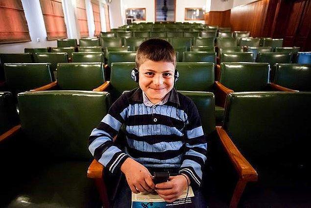 Engeli olan-olmayan herkesin bir arada film izleyebildiği Türkiye'deki tek film festivali