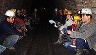 Madencilerin Açlık Grevi 7. Gününde: İki Ocak da Kaçakmış...