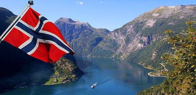 Norveç, müreffeh bir ülke olarak hazinesini büyük ölçüde denizden çıkardığı petrollere borçlu.