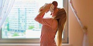 Дарья Пынзарь впервые показала новорожденного малыша
