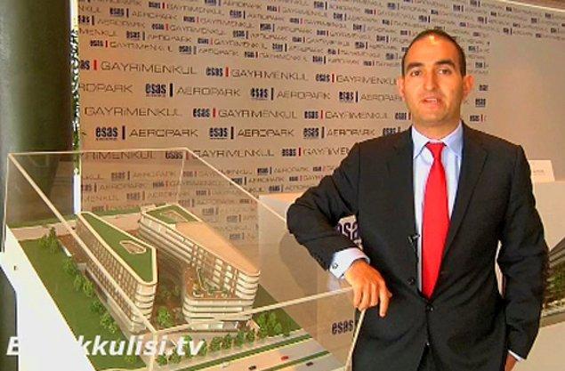 Kazım Köseoğlu - Esas Gayrimenkul CEO'su