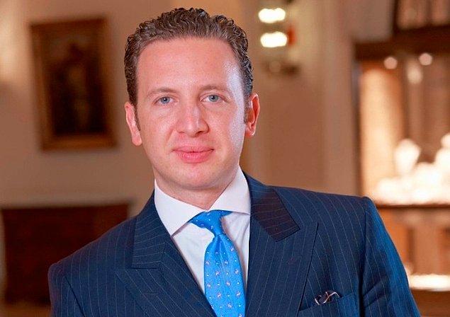 Batu Aksoy - Aksoy Holding CEO'su