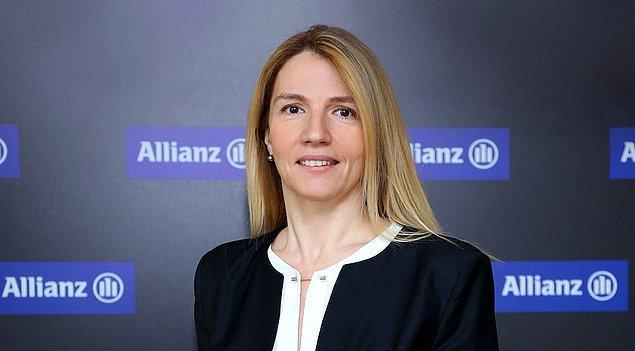 Aylin Somersan Coqui - Allianz Türkiye CEO'su