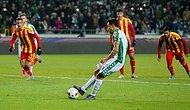 Spor Toto Süper Lig'in Penaltı Dosyası: 307 Karşılaşmada 94 Penaltı Kararı