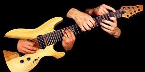 3 Kişi Bir Gitar ve Metallica'nın Muhteşem 'One' Şarkısı