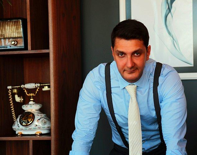 Onur Şekerlisoy - Şekerlisoy Grubu CEO'su