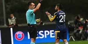 Olaylı Braga Maçı Sonrası Volkan Şen, Alper Potuk ve Pereira'nın Cezaları Belli Oldu
