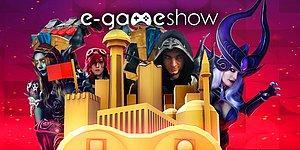 Yaşamın Sırrının Oyunda Saklı Olduğunu Bilenlere E-Gameshow'da Buluşmak İçin 14 Neden