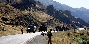 Van'da Bombalı Saldırı: 6 Asker Şehit
