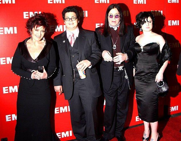 Osbourne ailesinin özel hayatlarının konu alındığı program, MTV'de yayınlanmış ve izlenme rekorları kırmıştı.