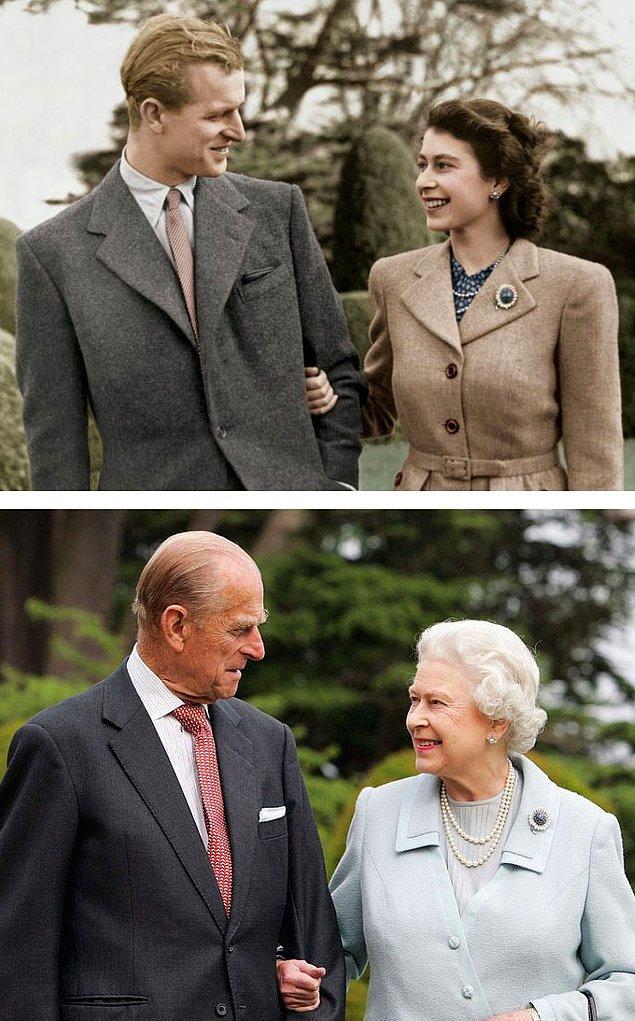 BONUS: Birleşik Krallık kraliçesi II. Elizabeth ve Philip Mountbatten!