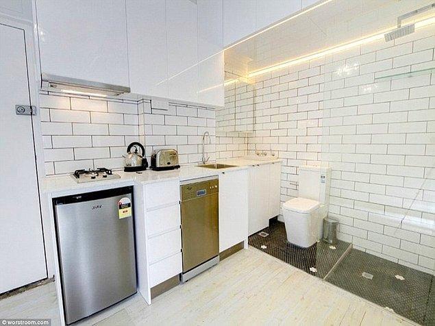 Avusturalya, Sydney (Tuvaleti dahil oda) 2.950 TL/Ay.