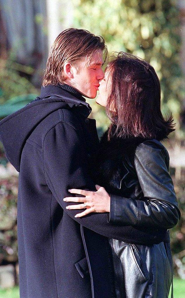 6. Victoria Beckham & David Beckham