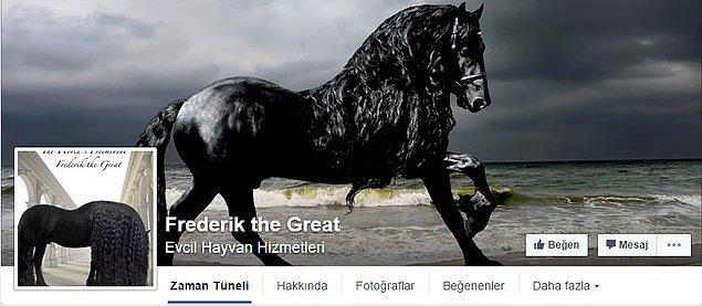 Hatta adına açılmış bir Facebook sayfası bile var.