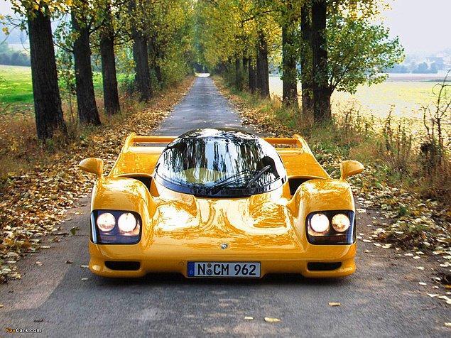 12) Dauer Porsche 962 LeMans