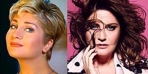 20 Yıl Önce! 20 Yıl Sonra! Yıllara Adeta Meydan Okuyan 11 Ünlü Kadın