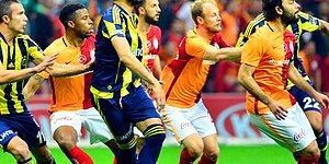 Derbi Günü   Galatasaray - Fenerbahçe