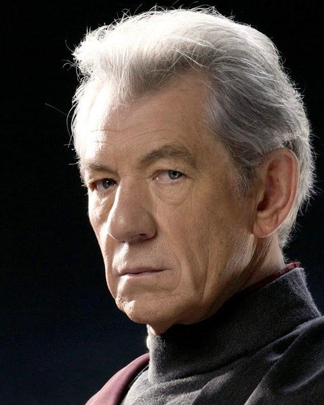 6. Magneto (Ian McKellen) / Tarık Akan