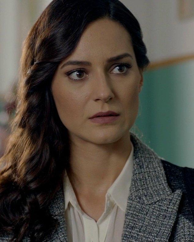 13. Moira Mactaggert (Rose Byrne) / Sedef Avcı