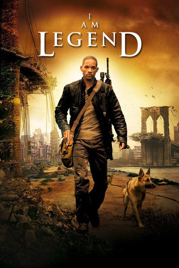 Ben Efsaneyim (2007)  I Am Legend