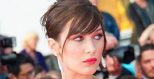 Cannes Dosyası: Kırmızılı Kadın Bella Hadid