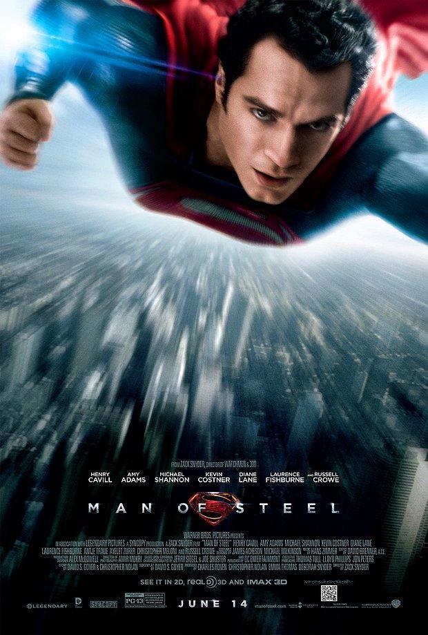 Çelik Adam (2013)  Man of Steel