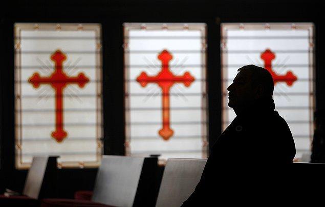 Karşı çıkan kiliseler de var