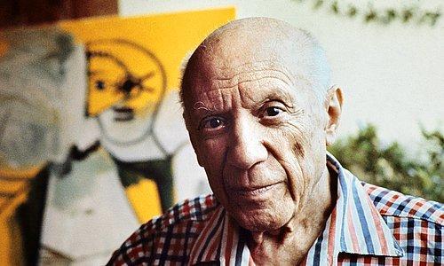 """Fransız kadınlar, sevmedikleri, düşman gördükleri başka kadınlara beddua niyetine """"Picasso senin resmini yapsın"""", diyorlardı. ile ilgili görsel sonucu"""