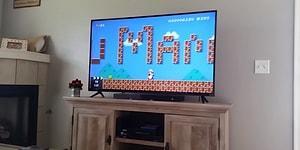 En Orijinal Evlenme Teklifi: Super Mario Oynarken Karşısına Çıkan Teklif ile Şok Oldu!