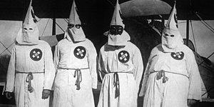 17 Maddede ABD Tarihinin Kara Lekesi, Gizli ve Acımasız Nefret Örgütü: Ku Klux Klan