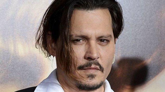 Depp ise an itibariyle tüm dünyayı sarsan bu habere dair hiçbir açıklama yapmadı.