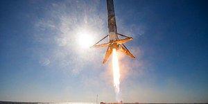 SpaceX 3. Kez Başardı: Falcon 9'un Gözünden Dünya'ya İniş