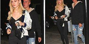 Kalp Kırıcı İş Başında: Kafası Fena Karışık Justin Bieber Yeni Sevgilisi İle Görüntülendi!