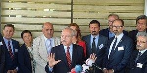 Kılıçdaroğlu: 'Adalete En Büyük Darbeyi, Adaletin Başındaki Kişiler Vurmuştur'