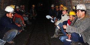 Zonguldak'taki Maden İşçilerinin Eylemi ve Açlık Grevi 10. Gününde: 'Mücadeleye Devam'