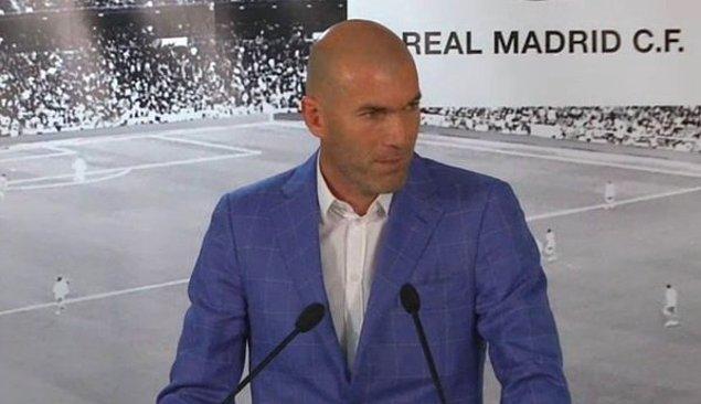 Zinedine Zidane da bu ceketi giydikten sonra Şampiyonlar Ligi'ni kazanınca artık bu cekete bir isim konuldu: Winner Ceket. Tabii sosyal medya bununla da kalmadı mizaha devam etti.