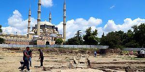 Edirne'de Mimar Sinan'a Ait Su Yolu ve Han Bulundu