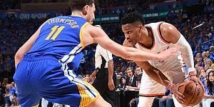 Finalist Son Maça Kaldı: NBA Batı Konferansı Finalinde Gecenin En Güzel 5 Hareketi