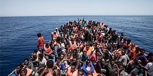 BM: 'Libya Açıklarında 700 Göçmenin Boğulduğu Tahmin Ediliyor'